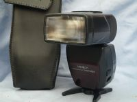 '  5400HS ' Minolta 5400HS Digital Dedicated Flash Cased + Stand -MINT-CASED- £29.99